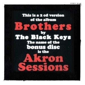 The Black Keys альбом The Akron Sessions