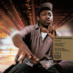 Pete Rock альбом Petestrumentals - 10th Anniversary Expanded & Limited Edition