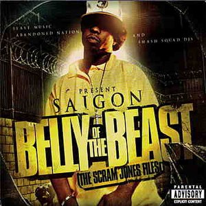 Saigon альбом Belly Of The Beast: The Scram Jones Files