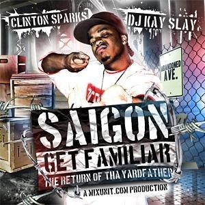 Saigon альбом The Return Of The Yardfather