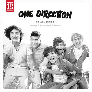One Direction альбом Up All Night (Deluxe Version)