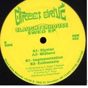 Slaughterhouse альбом Swed EP