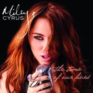 Miley Cyrus альбом The Time Of Our Lives (International Version)