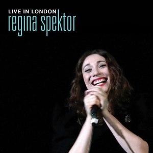 Regina Spektor альбом Live in London