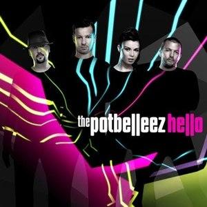 The Potbelleez альбом Hello