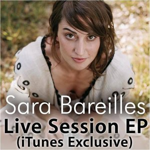 Sara Bareilles альбом Live Session (iTunes Exclusive) - EP