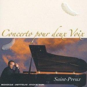 Saint-Preux альбом Concerto Pour Deux Voix