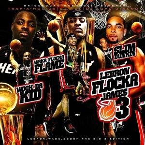 Waka Flocka Flame альбом Lebron Flocka James 3