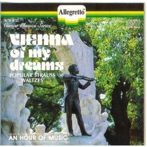 Johann Strauss II альбом Vienna of My Dreams