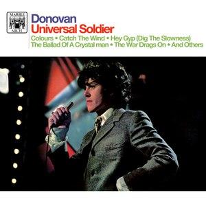Donovan альбом Universal Soldier