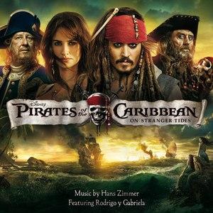 Hans Zimmer альбом Pirates of the Caribbean: On Stranger Tides