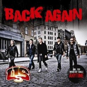 Us5 альбом Back Again