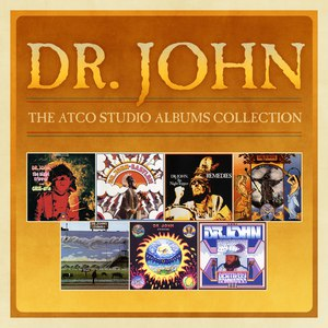 Dr. John альбом The Atco Studio Albums Collection