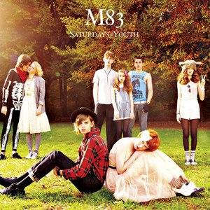 M83 альбом Saturdays = Youth