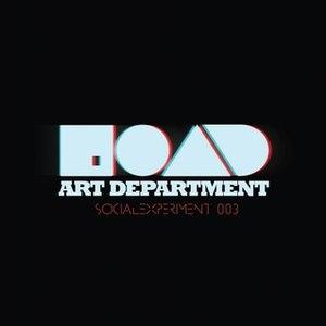 Art Department альбом Social Experiment 003