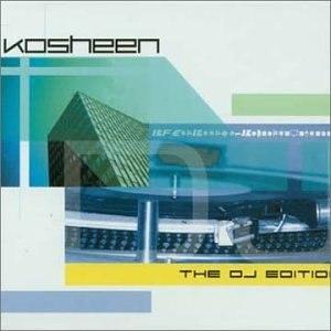 Kosheen альбом The DJ Edition