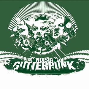 Noisia альбом Gutterpunk
