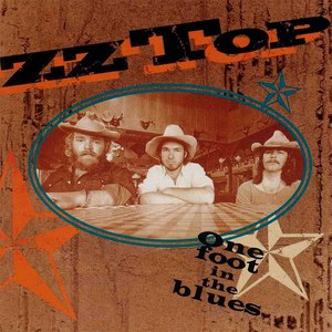 ZZ Top альбом One Foot in the Blues