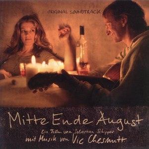 Vic Chesnutt альбом Mitte Ende August