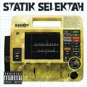 Statik Selektah альбом Population Control (Bonus Track Version)
