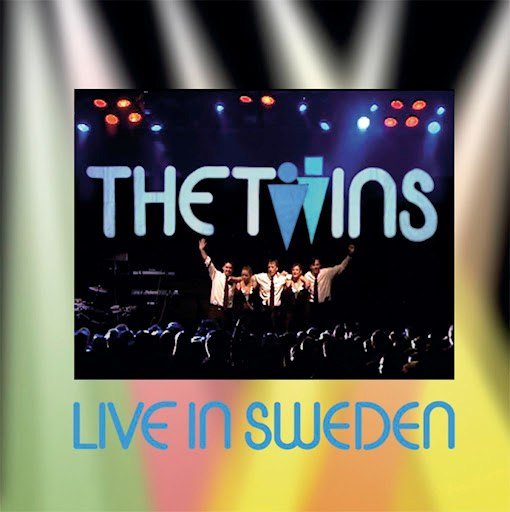 The Twins альбом Live in Sweden