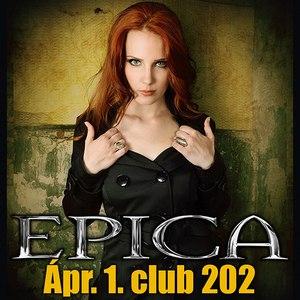 Epica альбом 2011-04-01: Club 202, Budapest, Hungary