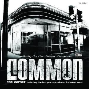 Common альбом The Corner