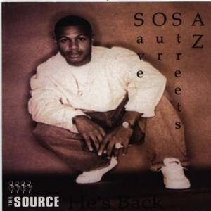 AZ альбом S.O.S.A. (Save Our Streets AZ)
