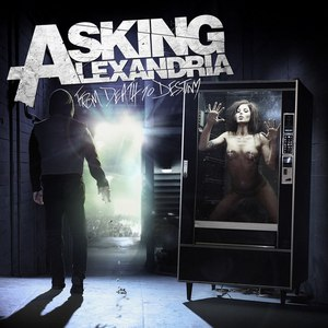 Asking Alexandria альбом From Death To Destiny