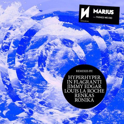 Marius альбом Things We Did Remixes