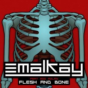 Emalkay альбом Flesh & Bone (Remixes)