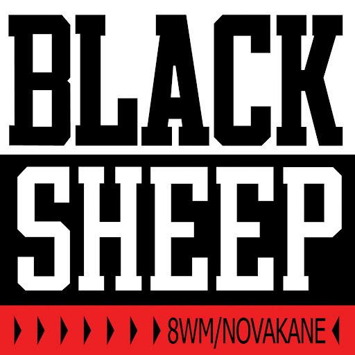 Black Sheep альбом 8WM/Novakane (CLEAN)