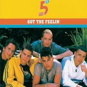 Five альбом Got The Feelin/Intl Version