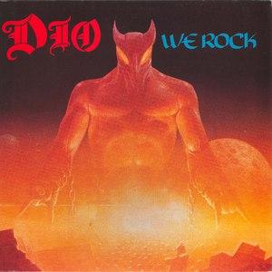 Dio альбом We Rock