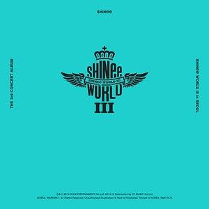 SHINee альбом SHINee THE 3rd CONCERT ALBUM <SHINee WORLD Ⅲ in SEOUL>
