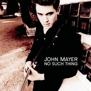 John Mayer альбом No Such Thing