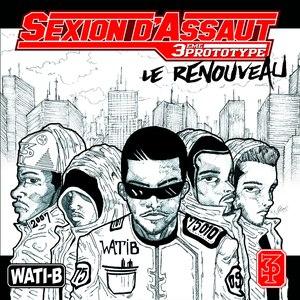Sexion D'assaut альбом Le renouveau