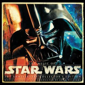 John Williams альбом The Music Of Star Wars: 30th Anniversary Collector's Edition