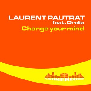 Laurent Pautrat альбом Change Your Mind