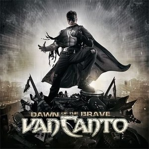 Van Canto альбом Dawn of the Brave (Deluxe Edition)