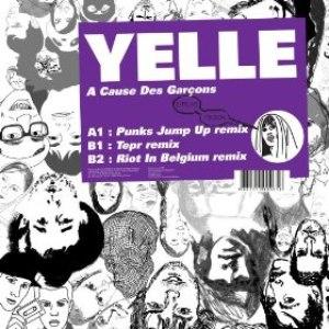 Yelle альбом Kitsuné: A Cause Des Garçons Remixes