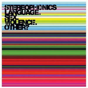 Stereophonics альбом Language. Sex. Violence. Other?