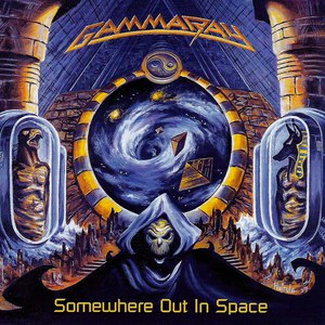 Gamma Ray альбом Somewhere Out in Space