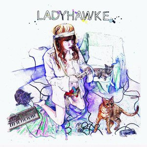 ladyhawke альбом Ladyhawke (International Version)