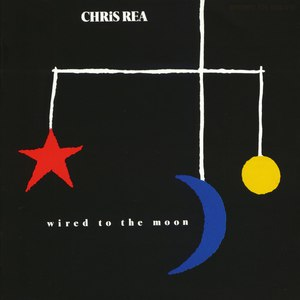 Chris Rea альбом Wired to the Moon