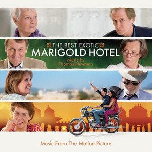 Thomas Newman альбом The Best Exotic Marigold Hotel