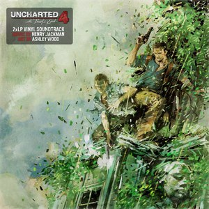 Henry Jackman альбом Uncharted 4: A Thief's End
