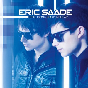 Eric Saade альбом Hearts In The Air