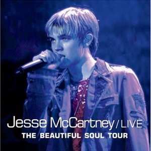 Jesse McCartney альбом Jesse McCartney Live/Beautiful Soul Tour