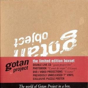 Gotan Project альбом Gotan Project